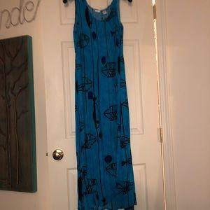 Kaktus Maxi Dress